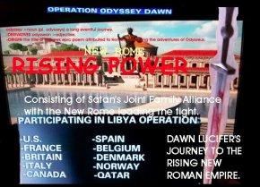 Operation Odyssey Dawn