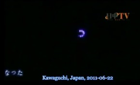 YouTube - Amazing UFO over Arakawa Kawaguch, Japan, 2011-06-22 2011-06-26 20-20-42