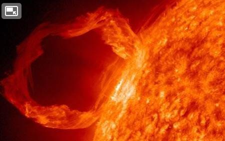 Solar Flare 2011