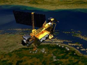 uars-satellite-artist-concept