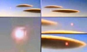 ufo cloud orb sphere